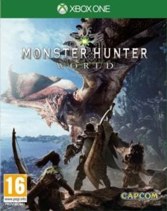 Monster Hunter World Lenticular Edition Xbox One