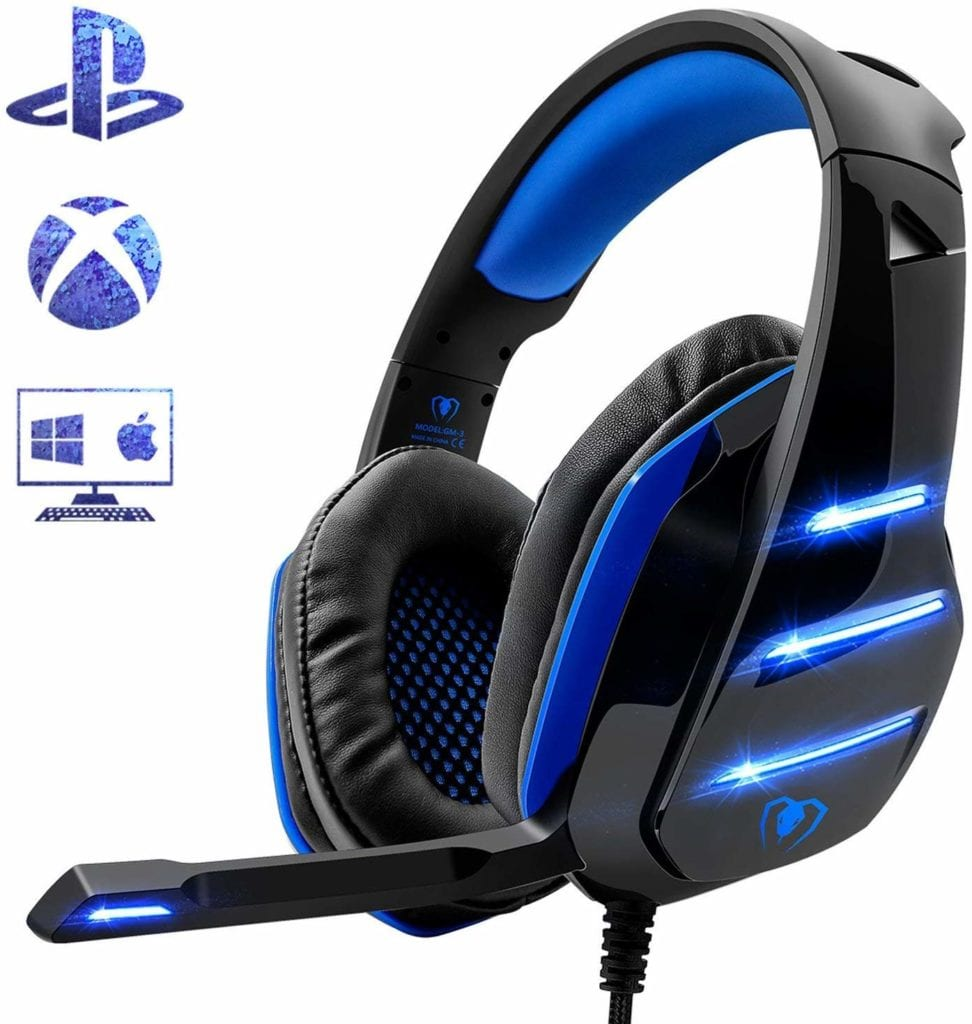 casque gamer ps4 et xbox one
